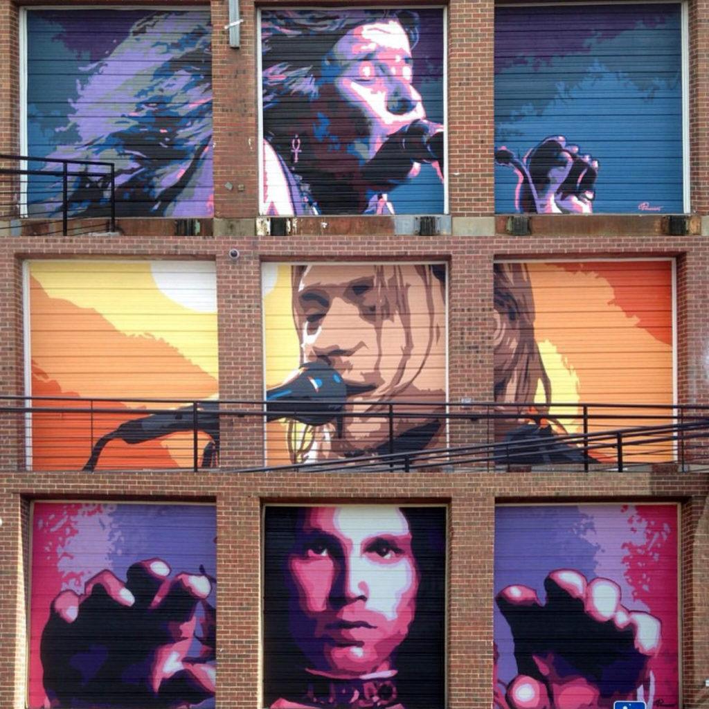 Birmingham AL Street Artist
