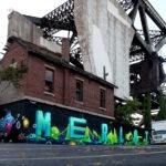 Merlot & Amuse126 Graffiti Font