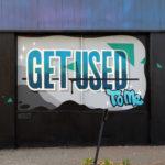Seattle Mural by Female Graffiti Artist