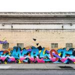 Female Graffiti Arist for Hire