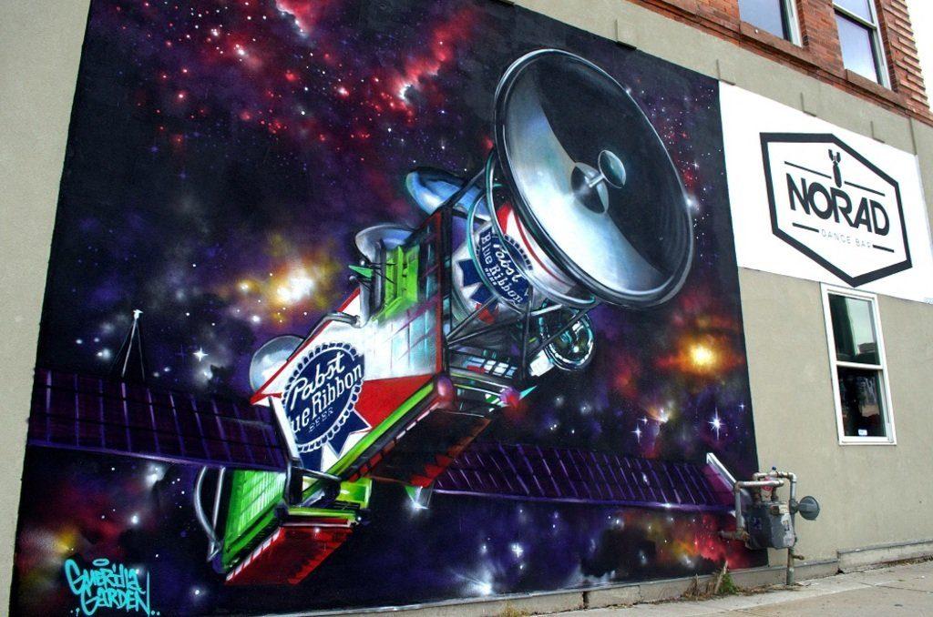 Famous Graffiti Artist Jolt