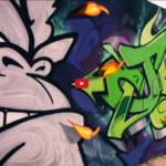 Mountain Dew Graffiti Art Jolt in Denver