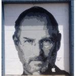 Appel Steve Jobs Mural in Denver