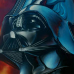 Darth Vader Houston TX Street Artist for Hire