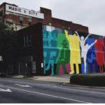 Itse Street Art Colorful Mural