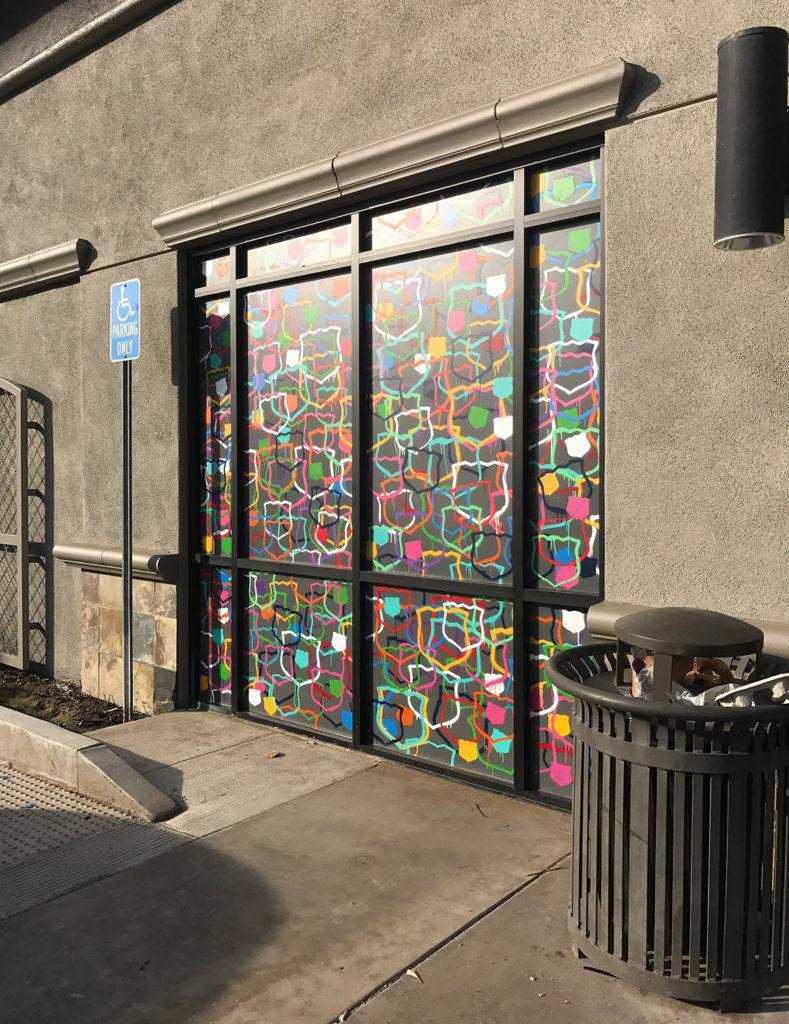 Latino Mural Artist - California Street Art