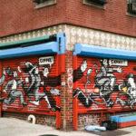 Seattle Artist Mural in New York City