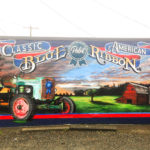 PBR Classic Mural in Seattle, WA