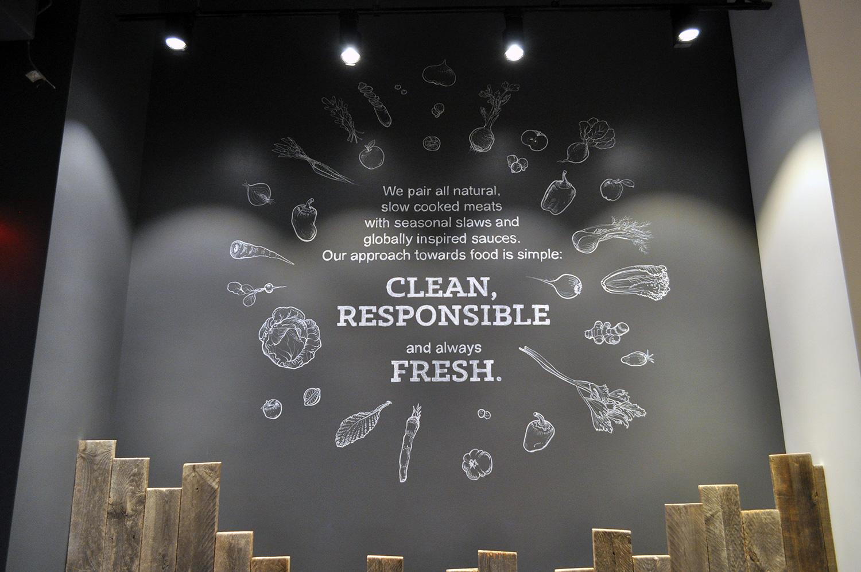 Chalk Lettering Artist - Menu & Signage