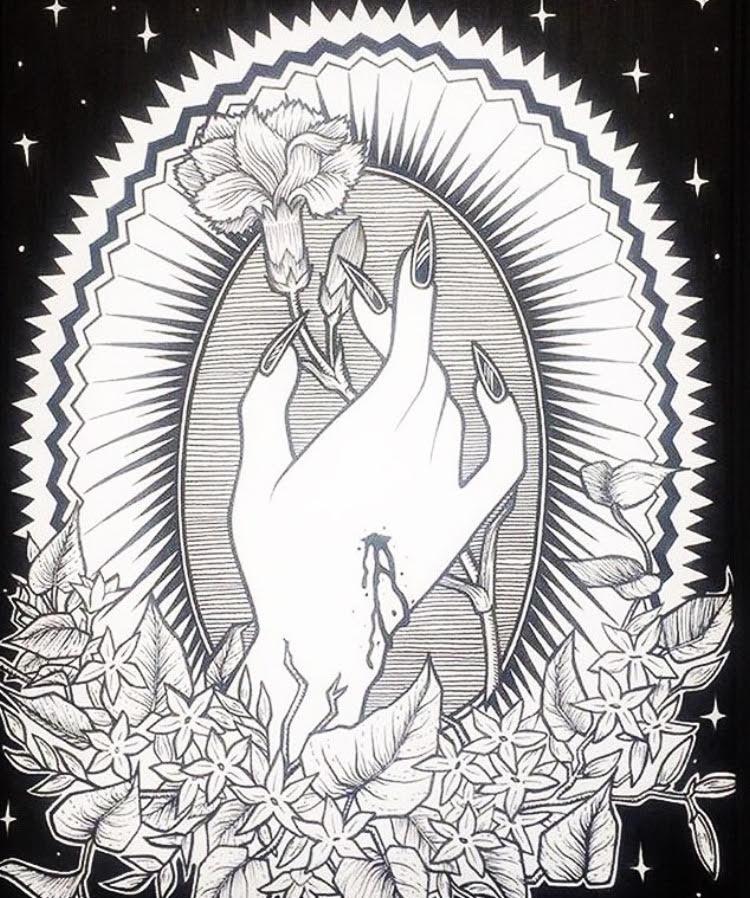 Flora Rose Art