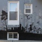 Banksy Style Mural by Ntel