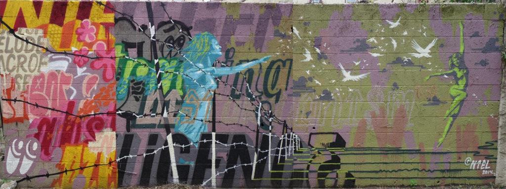Ntel Graffiti & Street Art