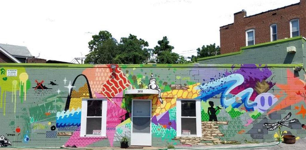 Ntel Graffiti Art