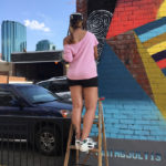 Edmonton Female Graffiti Artist