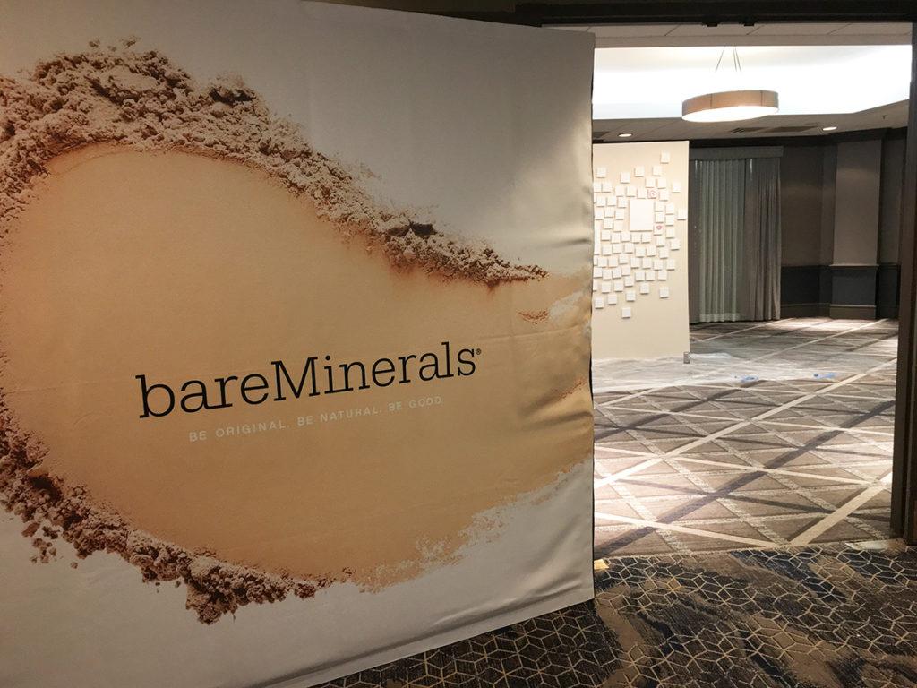 Bare Minerals Banner