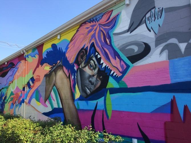 Street Art Wall by Elle