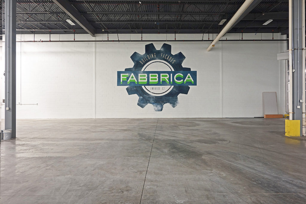Warehouse Graffiti Logo