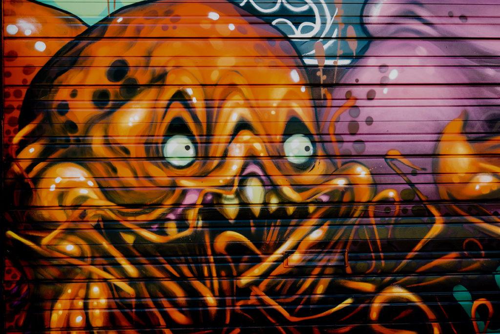 Ohio Graffiti Artist for Hire - Steve Ehret