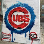Stuk One Graffiti Cubs