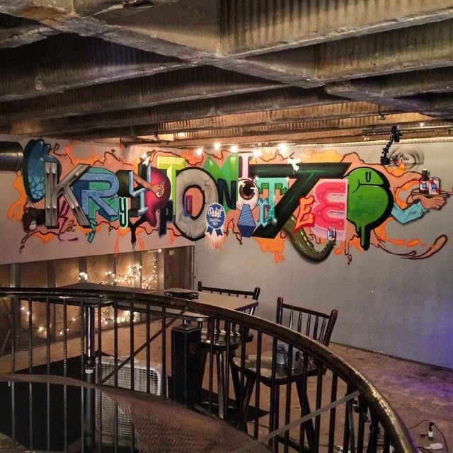Stuk Street Art in Chicago