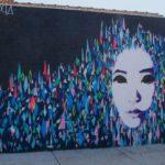 Sydney Female Graffiti Artist