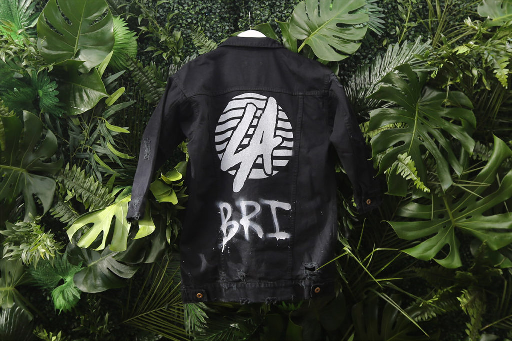 LA Custom Graffiti Artist - Denim Jackets