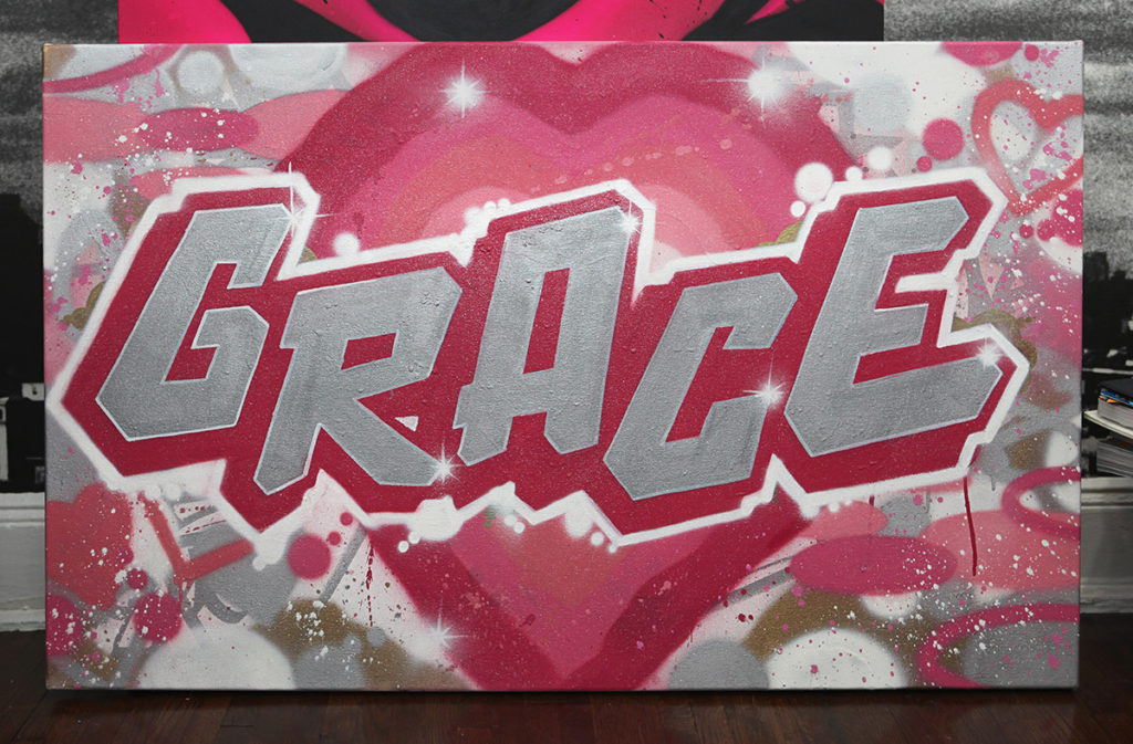 Grace Custom Canvas