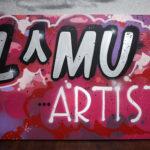LMU Lancome Graffiti Canvas