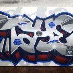 Taye Graffiti Canvas