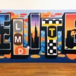 Elite Graffiti Canvas