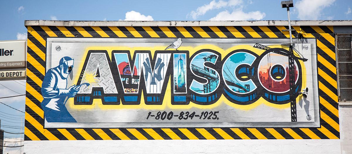 Queens Outdoor Graffiti Mural Artist NYC
