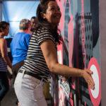 Interactive Sound Mural Graffiti