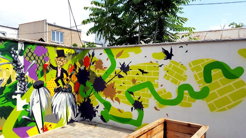 Queens Street Artist