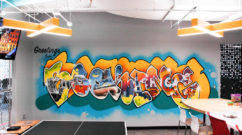 Chicago Office Mural