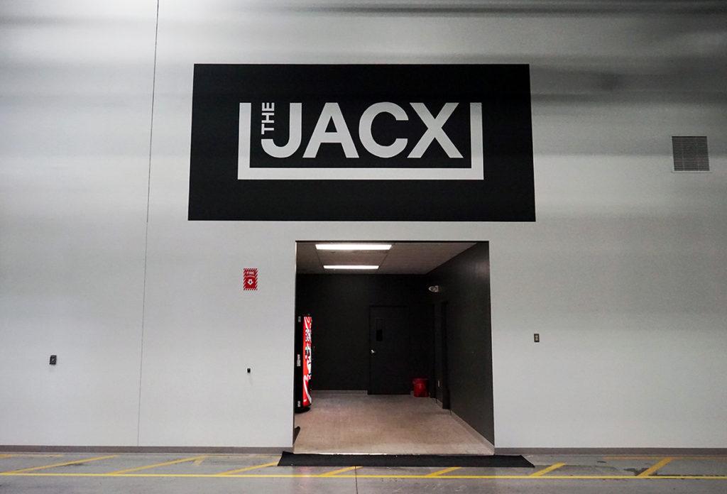 The Jacx Logo