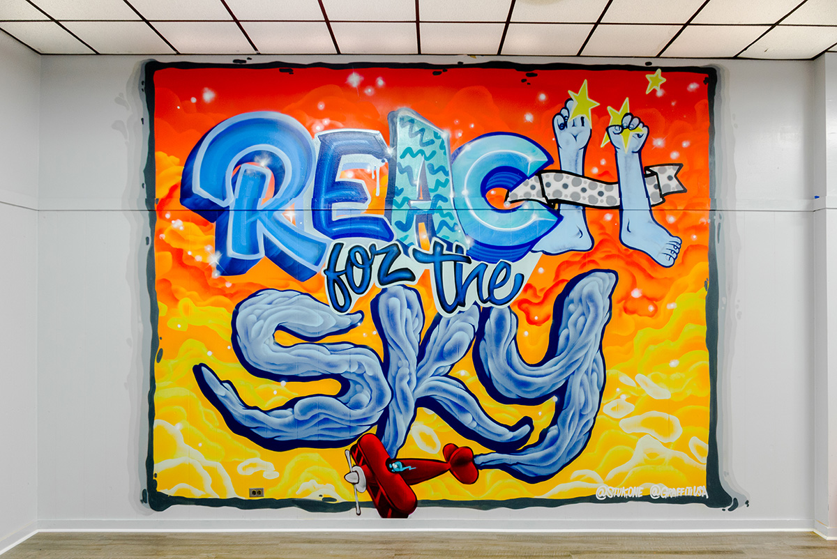 Joliet il graffiti mural surprise renovation graffiti usa for Graffiti mural