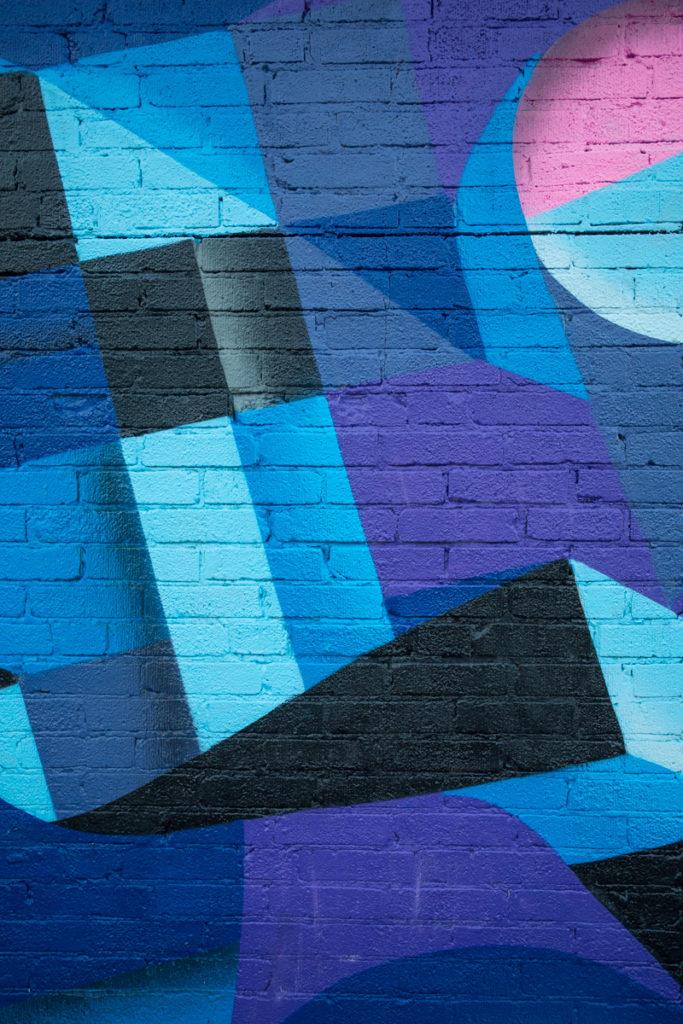 Portland ME Street Art Detail