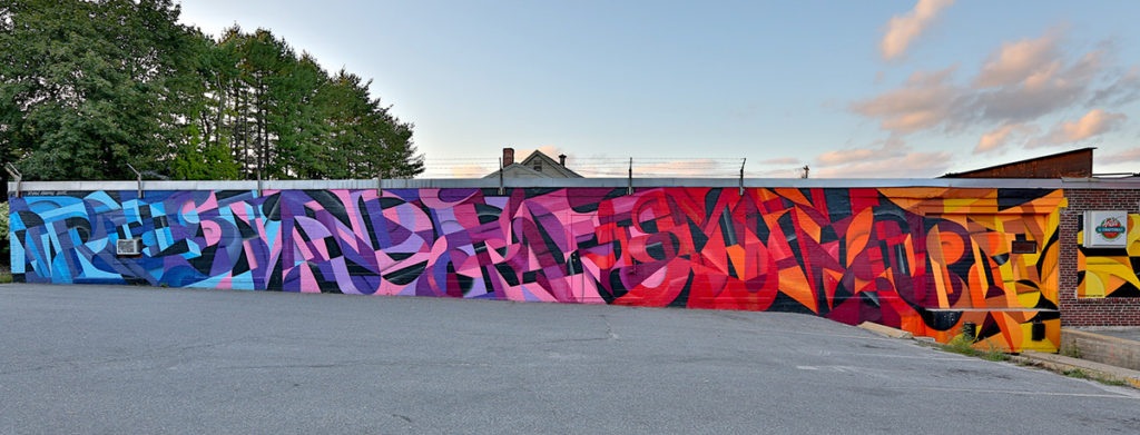 Maine Graffiti Artist for Hire