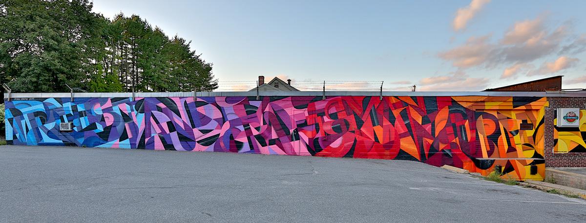 Maine Graffiti Artist for Hire