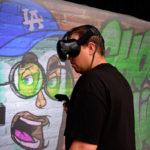 Los Angeles Live Digital Art