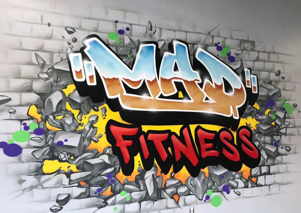 Maryland Graffiti Artist for Hire