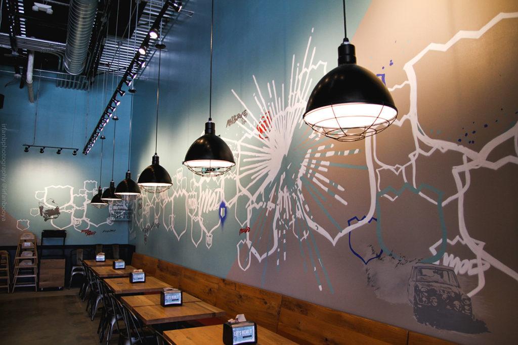 Houston Mural Company - Texas graffiti for hire