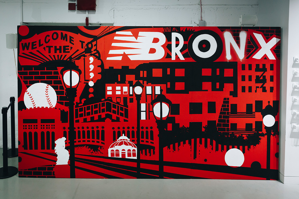 NYC Bronx Mural Art