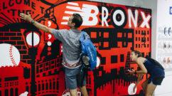 NYRR Bronx Mural