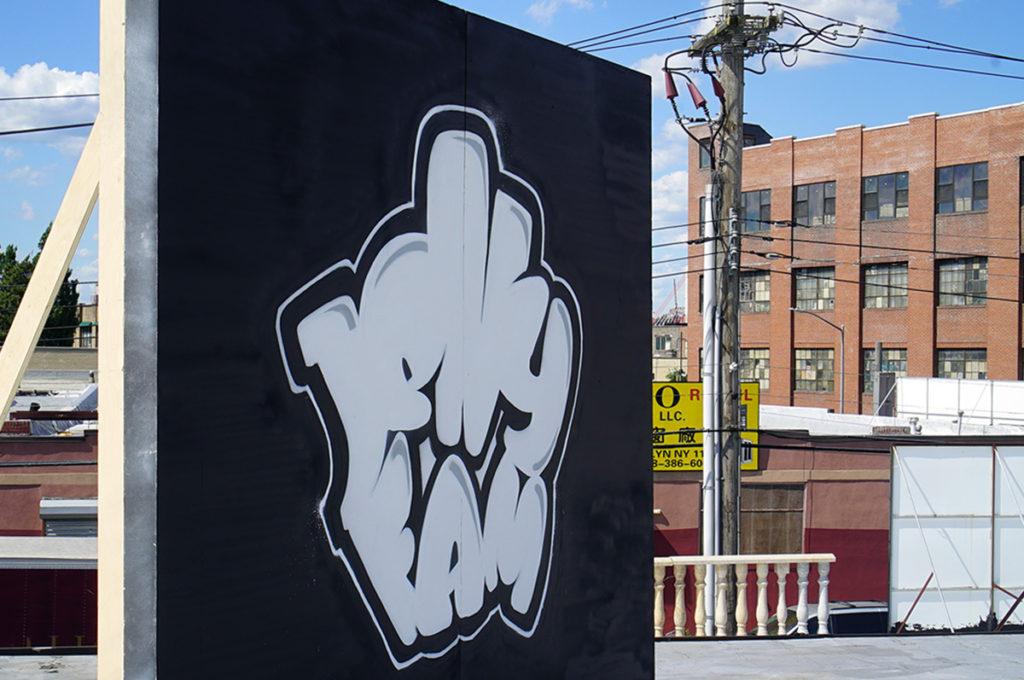 Jelly Fam Street Art