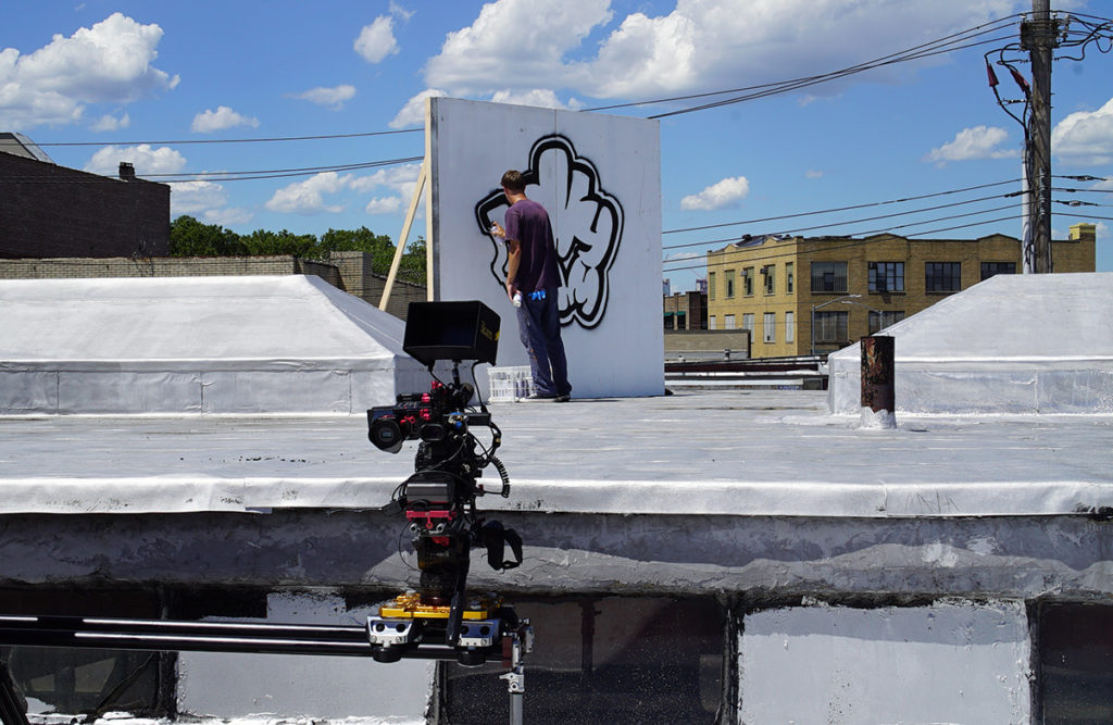 Graffiti Talent for Hire NYC