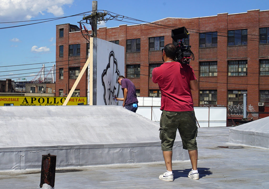 Graffiti Production Talent