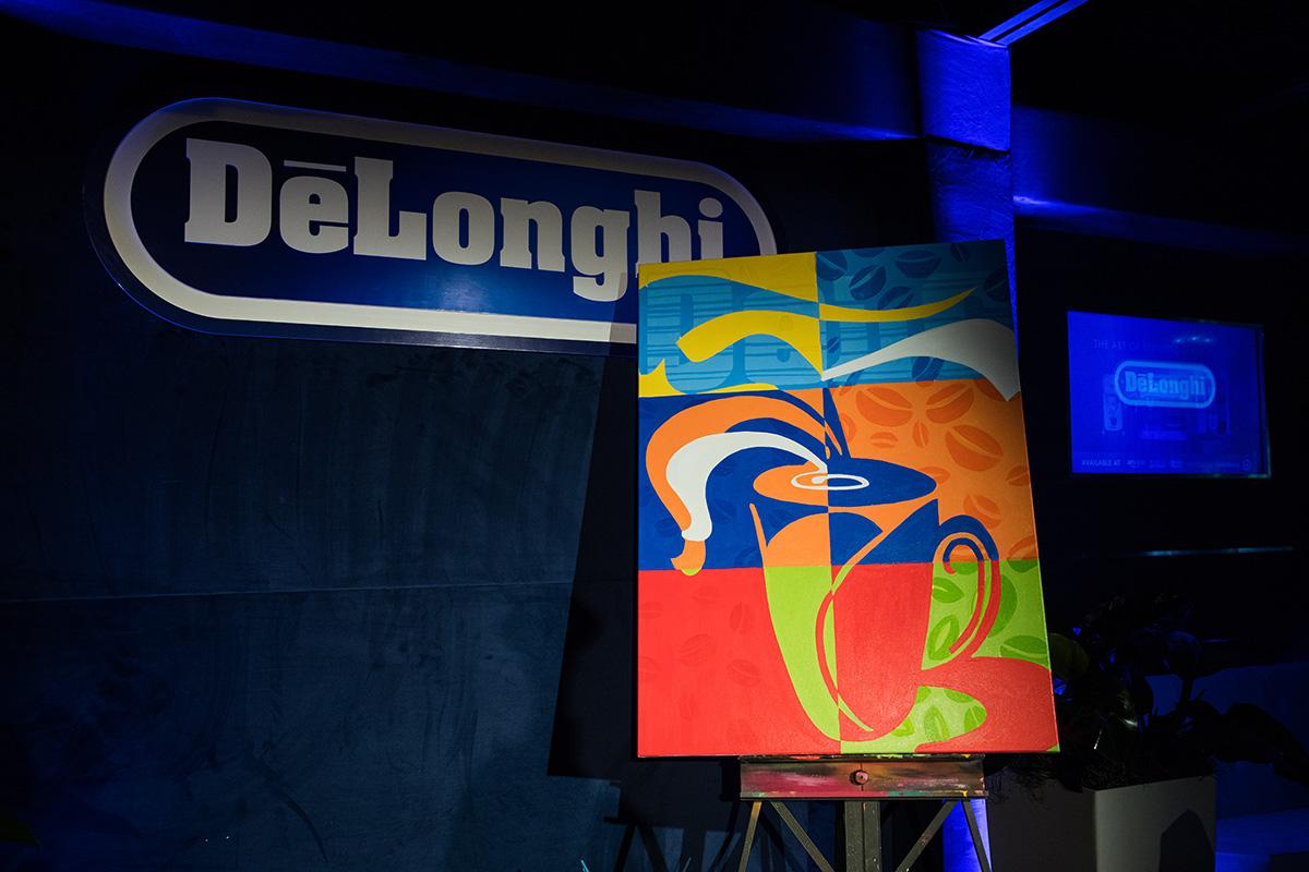 DeLonghi Graffiti USA