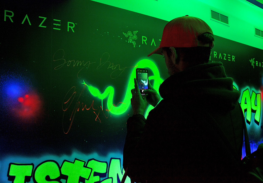 Razer Event NYC