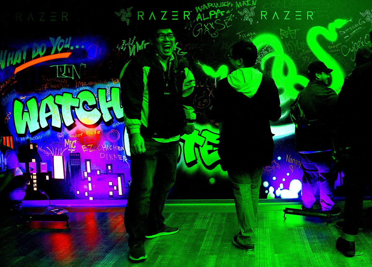 Razer Event NYC